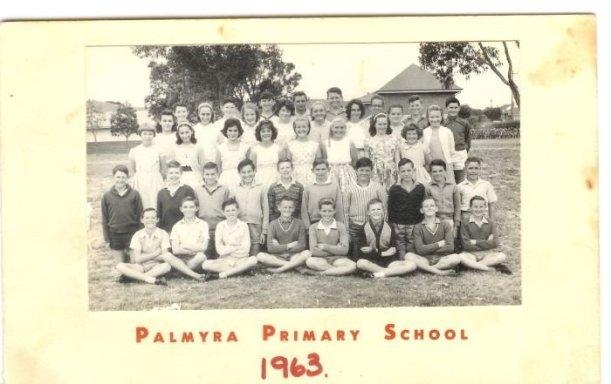 Grade 7, 1963